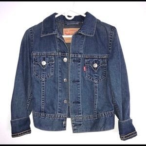 Levi's Type 1 Vintage Iconic Jacket • Small